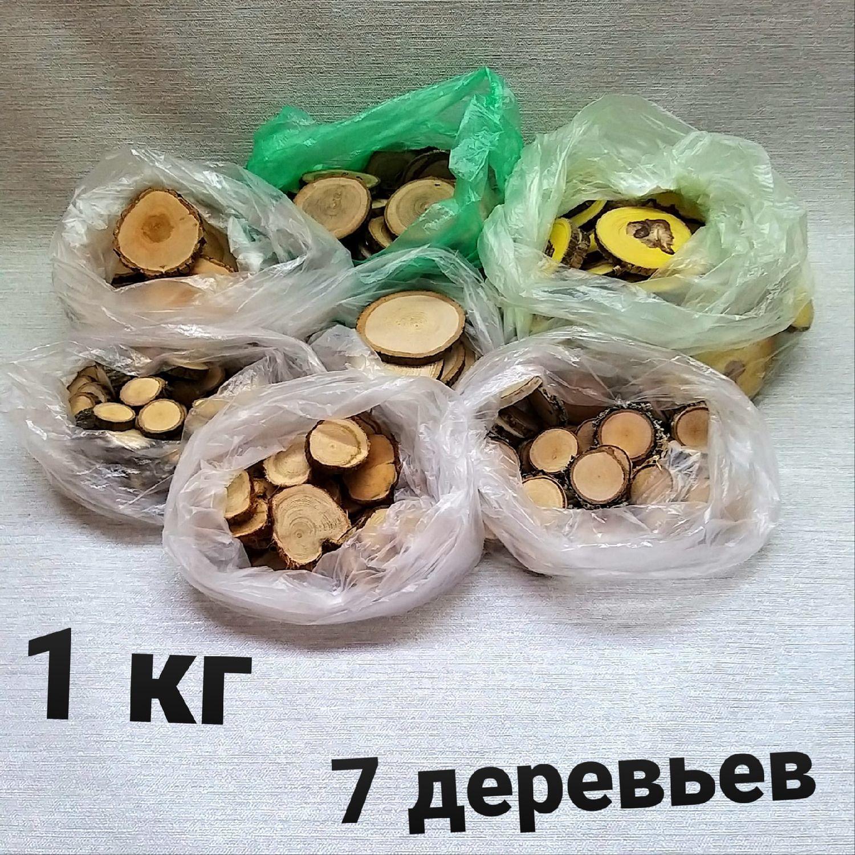saw cut wood. A large set for a penny, Wood cuts, Pskov,  Фото №1