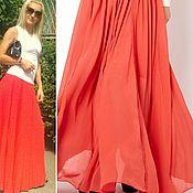Одежда handmade. Livemaster - original item Skirt No. №4