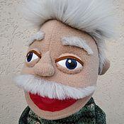 Куклы и пупсы ручной работы. Ярмарка Мастеров - ручная работа Альберт кукла на руку. Handmade.
