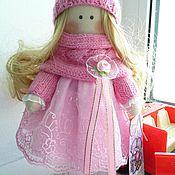 Куклы и игрушки ручной работы. Ярмарка Мастеров - ручная работа Интерьерная куколка-малышка. Handmade.