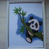 Картины и панно ручной работы. Ярмарка Мастеров - ручная работа Картины вышитые крестом. Handmade.