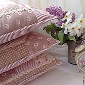 Для дома и интерьера ручной работы. Ярмарка Мастеров - ручная работа Английский завтрак. Декоративные подушки (наволочки). Handmade.