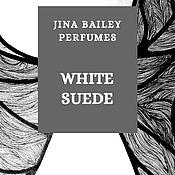 Духи ручной работы. Ярмарка Мастеров - ручная работа White Suede, eau de parfum. Handmade.