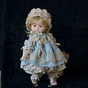Куклы и пупсы ручной работы. Ярмарка Мастеров - ручная работа Ангелина. Handmade.