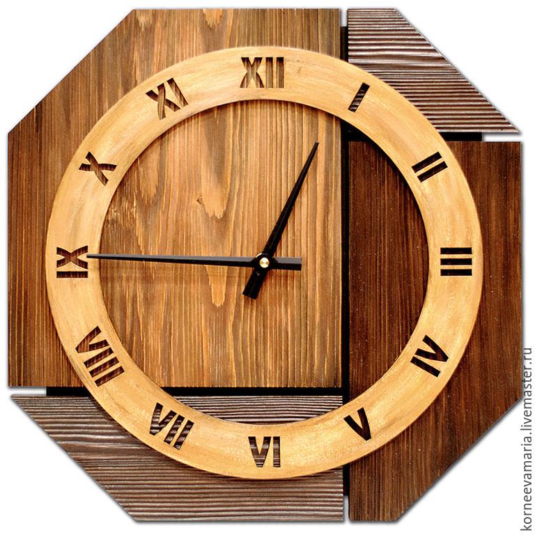 Корпус для настенных часов из дерева своими руками