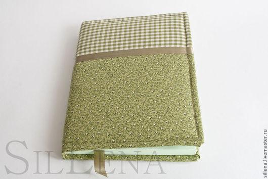 Блокноты ручной работы. Ярмарка Мастеров - ручная работа. Купить Зеленый А5. Handmade. Зеленый, подарок на 8 марта, бумага