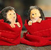 Куклы и игрушки ручной работы. Ярмарка Мастеров - ручная работа Ёще два друга. Handmade.