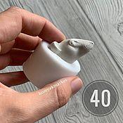 Материалы для творчества handmade. Livemaster - original item Mold # №40 rat (form for making a face). Handmade.