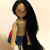 Куклы и игрушки ручной работы. Ярмарка Мастеров - ручная работа Марселин - королева вампиров. Handmade.