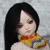 Куклы и игрушки ручной работы. Ярмарка Мастеров - ручная работа Орисса (шарнирная кукла). Handmade.