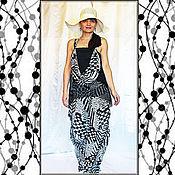 """Одежда ручной работы. Ярмарка Мастеров - ручная работа Комплект """"Шахматная королева"""". Handmade."""