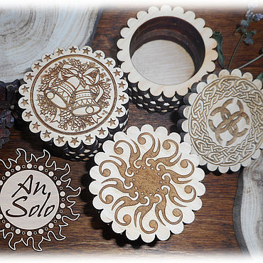 Для дома и интерьера ручной работы. Ярмарка Мастеров - ручная работа Шкатулка из кедра на выбор. Handmade.