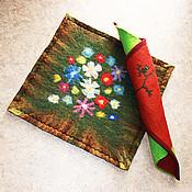 Для домашних животных, ручной работы. Ярмарка Мастеров - ручная работа Коврики валяные в ассортименте. Handmade.