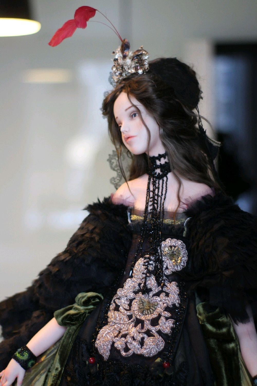 "Коллекционная кукла. ,, Бабочка. Махаон "", Интерьерная кукла, Уфа,  Фото №1"