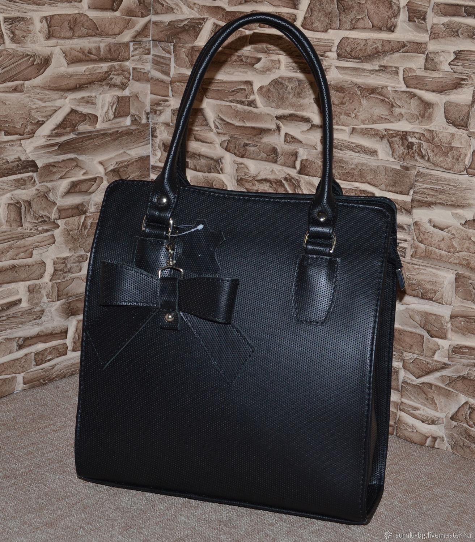 c04f2a88e9d68 Handbags handmade. Livemaster - handmade. Buy Bag leather ladies Bag leather  Model 195.