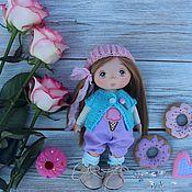 Куколка текстильная. 24 см.