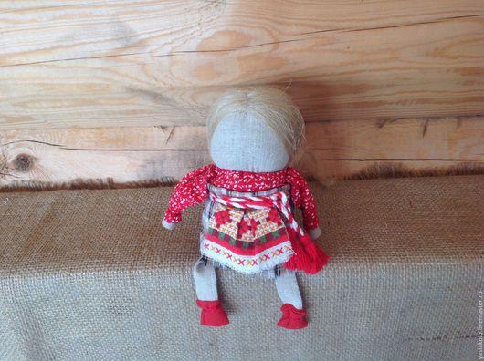 Народные куклы ручной работы. Ярмарка Мастеров - ручная работа. Купить Толстушка Костромушка. Handmade. Кукла ручной работы, оберег