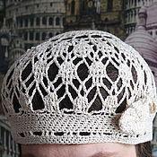 Аксессуары handmade. Livemaster - original item Summer hat. Handmade.
