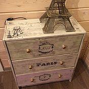 Для дома и интерьера ручной работы. Ярмарка Мастеров - ручная работа Комод Париж. Handmade.