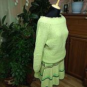 Одежда ручной работы. Ярмарка Мастеров - ручная работа костюм. Handmade.