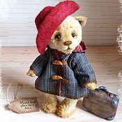 Куклы и игрушки ручной работы. Ярмарка Мастеров - ручная работа Медвежонок Падди. Handmade.