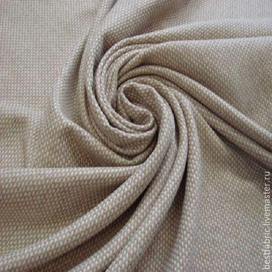 костюмно-пальтовая сток ETRO , Италия кашемир + альпака шир. 142 см цена 3500 р цвет молочно-бежевый , типа фланели, шелковистая, нежная, средней толщины, с легким блеском дорогой ткани