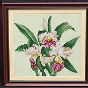 """Картины и панно ручной работы. Ярмарка Мастеров - ручная работа Картина """"Орхидеи"""". Handmade."""