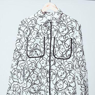 """Одежда ручной работы. Ярмарка Мастеров - ручная работа Рубашка """"Persons"""". Handmade."""