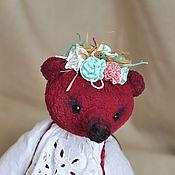 Куклы и игрушки ручной работы. Ярмарка Мастеров - ручная работа Мишка FLOFFI. Handmade.