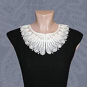 Аксессуары handmade. Livemaster - original item Lace collar KULIK. Handmade.