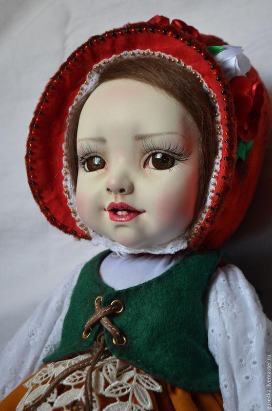 Кукла Екатерины Николенко