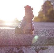 Куклы и игрушки ручной работы. Ярмарка Мастеров - ручная работа Капитан.. Handmade.