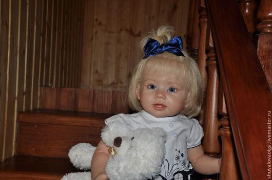 Куклы-младенцы и reborn ручной работы. Ярмарка Мастеров - ручная работа. Купить Кукла реборн Марьяша. Handmade. Ольга шувалова
