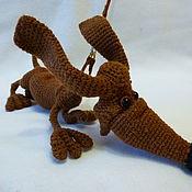 Куклы и игрушки ручной работы. Ярмарка Мастеров - ручная работа Таксик Генрих. Handmade.