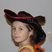 Работы для детей, ручной работы. Ярмарка Мастеров - ручная работа Кот в сапогах (карнавальный набор). Handmade.