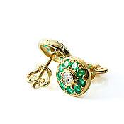 Украшения handmade. Livemaster - original item Gold Studs rings