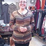"""Одежда ручной работы. Ярмарка Мастеров - ручная работа Жакет""""В стиле бохо"""". Handmade."""