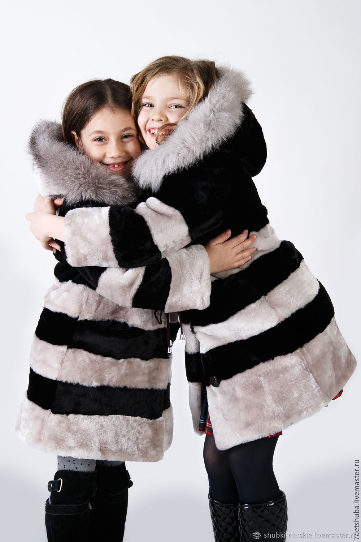 Children's mutton coat, Childrens outerwears, Pyatigorsk,  Фото №1
