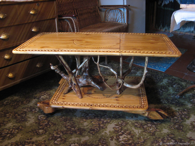 Table coffee Caterpillar, Tables, Sandow,  Фото №1