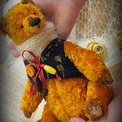Куклы и игрушки ручной работы. Ярмарка Мастеров - ручная работа Autumn... мишка-тедди.... Handmade.