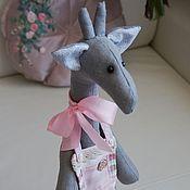 Куклы и игрушки ручной работы. Ярмарка Мастеров - ручная работа Жираф Жозефина. Handmade.