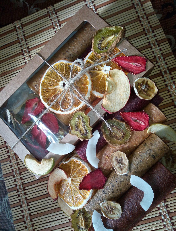 Подарочный набор «Пастила и чипсы», Кулинарные сувениры, Тихорецк,  Фото №1