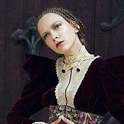 Одежда ручной работы. Ярмарка Мастеров - ручная работа Жакет PAVANE (JVV ClothingBrand). Handmade.