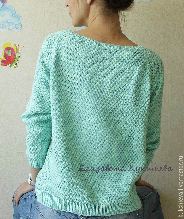 Вязаные свитера женские молодежные
