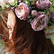 Украшения handmade. Livemaster - original item Crown Hair. Handmade.