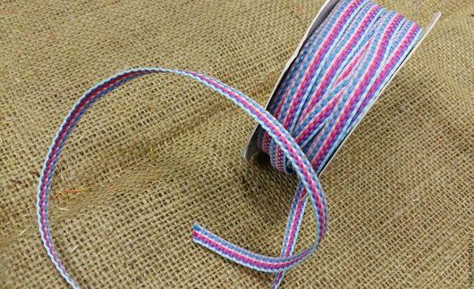 Другие виды рукоделия ручной работы. Ярмарка Мастеров - ручная работа. Купить Лента декоративная тканная. Handmade. Лента декоративная