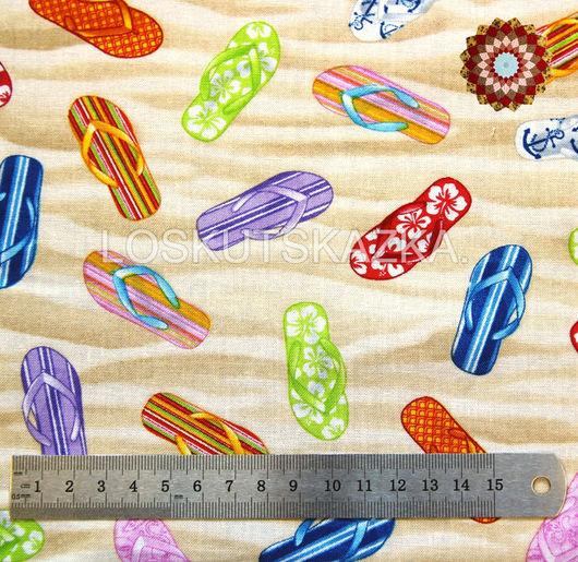 Американская ткань для пэчворка, хлопок 100%, 50x55см, IN-00156
