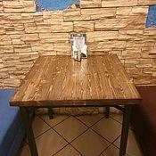 Для дома и интерьера handmade. Livemaster - original item Table for a bar, cafe or restaurant. Handmade.