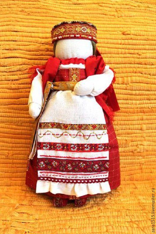 Сувениры ручной работы. Ярмарка Мастеров - ручная работа. Купить Куколка нарядная. Куколка на выхвалку.. Handmade. Комбинированный, кукла текстильная