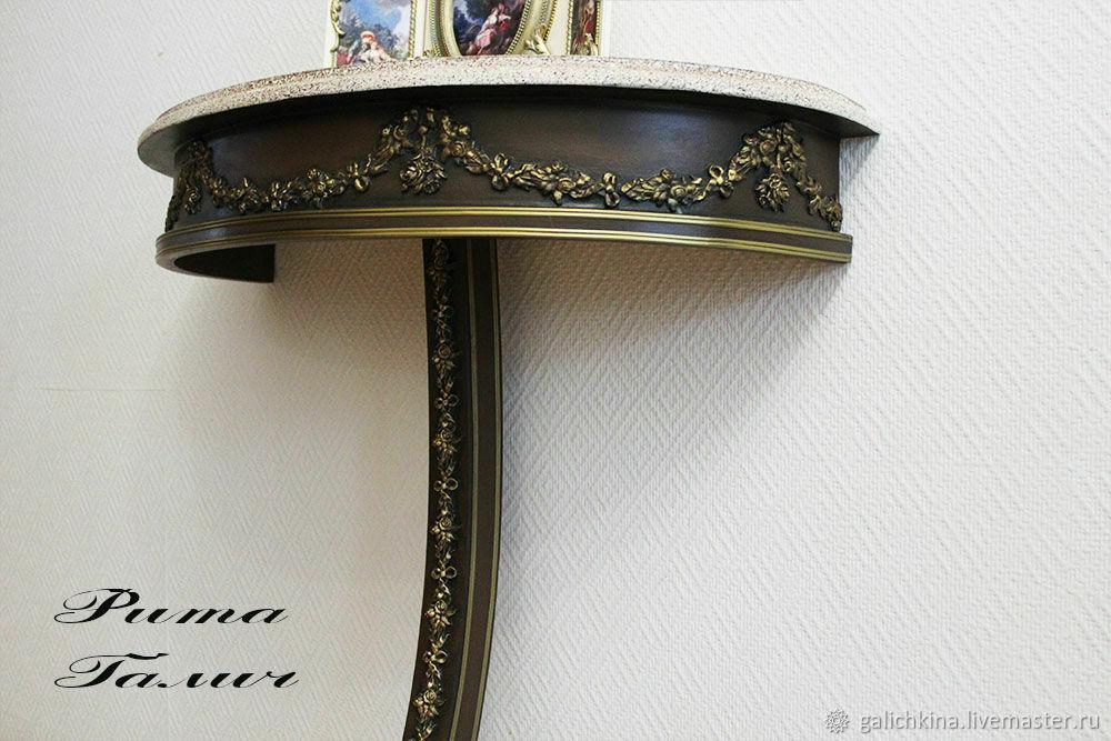 Консоль на 1 ножке Chelini, Консоли, Волгоград,  Фото №1